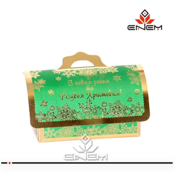 кольорова картонна упаковка