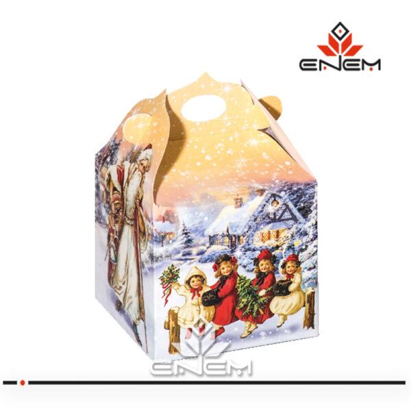 новорічні коробки для цукерок