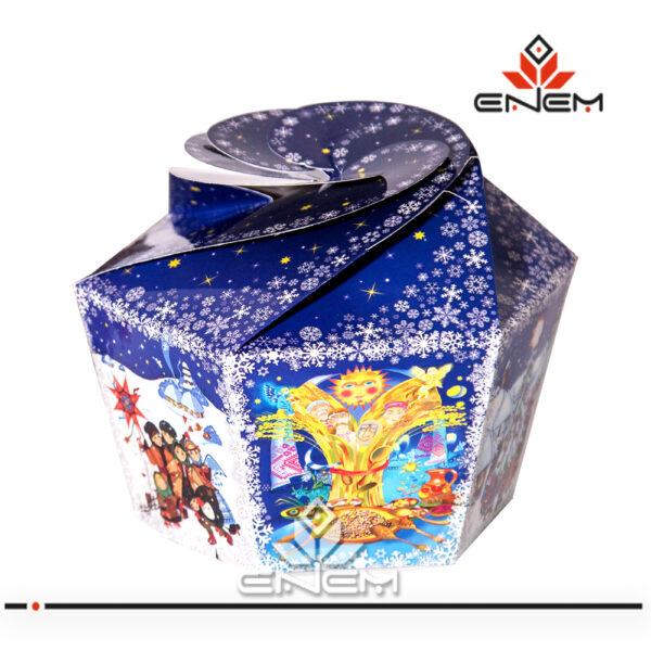 купить оптом коробки для упаковки новогодних подарков