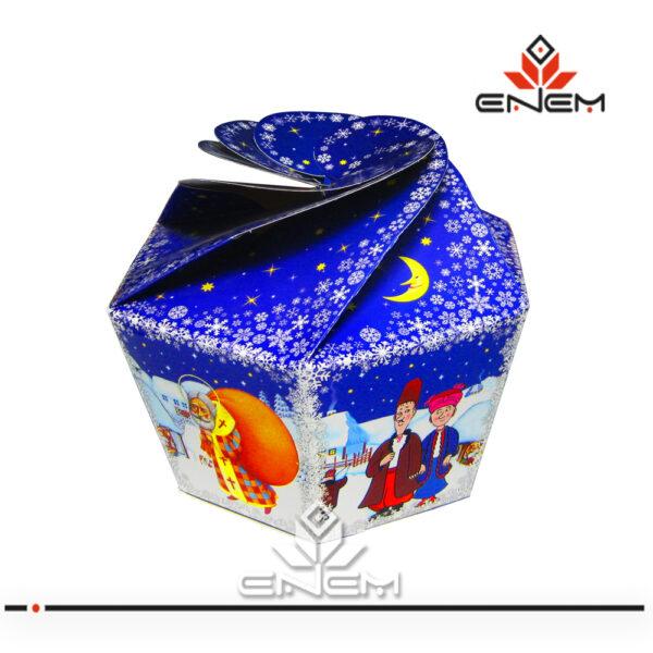 коробки для упаковки святочных подарков