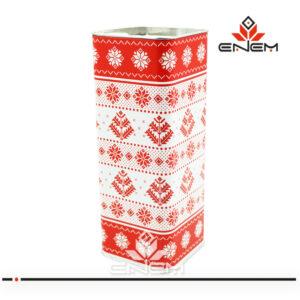 Тубусы картонные для упаковки подарков tc1052 - новогодняя упаковка оптом - ЭНЭМ