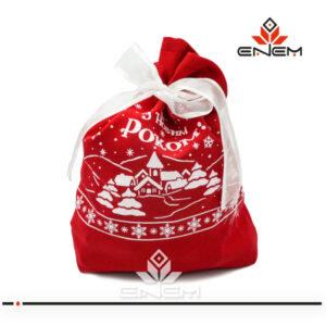 мешок новогодний мішок новорічний