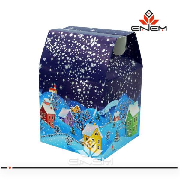 Упаковка новогодняя оптом b1004 - изображение 2 - заказать в ЭНЭМ