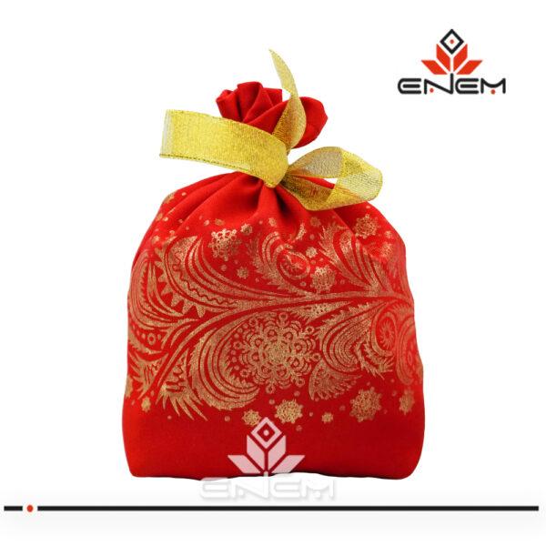 Тканевый мешочек упаковка з тканини