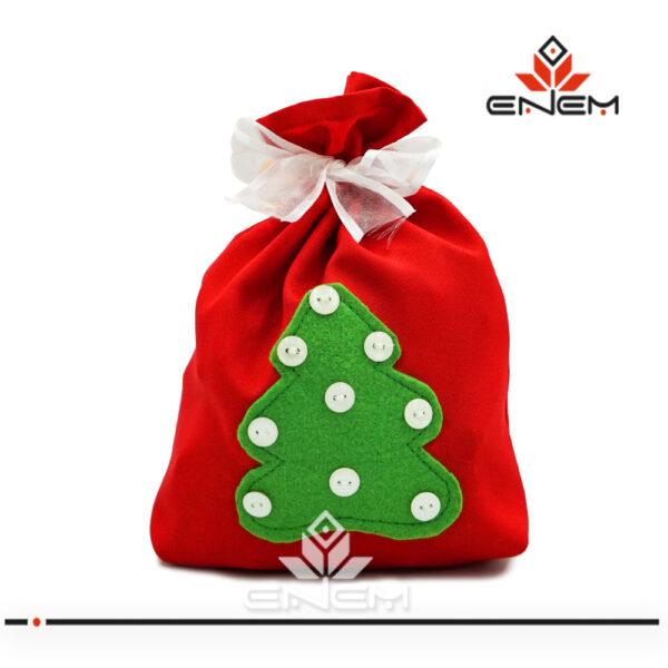 Мешочек для подарков sew013 - фото 1 - купить в ЭНЭМ